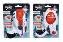 Planét Fighter Laserová pištoľ 16 cm - mix variantov či farieb