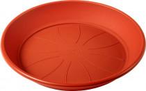 Plastia miska Azalea - terakota 14 cm