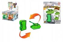 Číslo / Vozidlo Pocket Morphers plast 6cm mix čísel - mix variantov či farieb