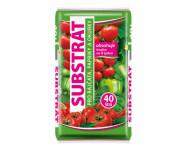 Substrát Forestina Diskont - Rajčiny, papriky, uhorky 40 l