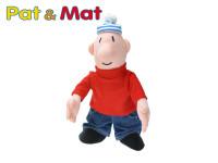 Postavička Mat plyš 24cm Pat a Mat 0m+