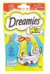 Dreamies mačka pochúťka s lososom a syrom 60g
