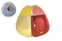 Stan/domeček samorozkládací 75x86cm v plastové tašce