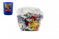 Stavebnica Cheva Kôš Plný Kociek plast 2 kg v plastovom boxe