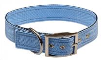 Obojok nylon modrý B & F 4,0 x 60 cm