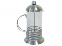 kanvice na kávu ARABICA 1l sklo + nerez