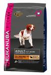 Eukanuba Adult Small & Medium Breed Lamb + Rice 12 kg