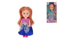 Panenka princezna 11 cm - mix variant či barev