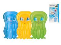 Lehátko chobotnice nafukovací 109x74cm - mix barev