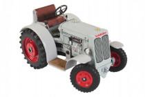 Traktor Schlüter DS 25 šedivý na kľúčik kov 1:25 Kovap