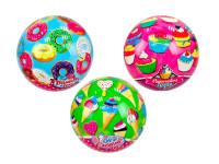 Lopta 14 cm sladkosti - mix variantov či farieb