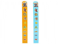 Meter detský krtek - drevo - mix variantov či farieb