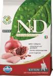 N&D Grain Free Cat Kitten Chicken & Pomegranate 0,3 kg