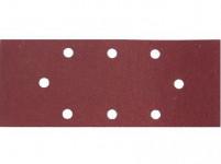 papier brúsny 93x230mm, zr.100, 8 otvorov (5ks)