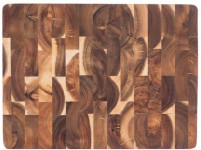 lopárik 40x30x3,3cm driev. BRILLANTE Acacia