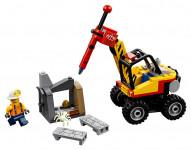 Lego City 60185 Banské drvič kameňov