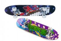 Skateboard dřevo