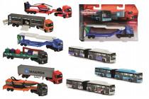 Autobus alebo nákladné auto, kovové - mix variantov či farieb