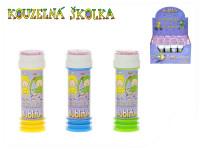 Bublifuk František a Fanynka Kúzelná škôlka 50 ml - mix farieb