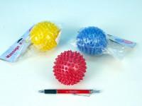 Masážna antistresový loptu / loptička 7cm