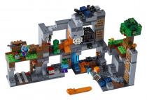 Lego Minecraft Skalní dobrodružství