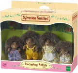 Rodina ježkov - VÝPREDAJ