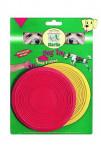 Hračka guma Frisbee Karlie 2 ks, 13 cm