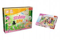 PACK Science for you Studio SPA 21 pokusov + Puzzle Disney Princezné 260 dielikov