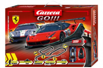 Autodráha Carrera GO!!! 62487 High Speed Contes 8,6m + 2 auta