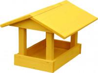 Krmítko pro venkovní ptactvo - č. 11, malé žluté