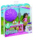Barbie Chelsea a doplnky - mix variantov či farieb