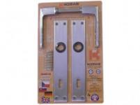 kľučka so štítom 26101 90 / kľúč Al blister