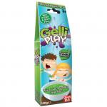 Koupelový gel zábava zelený Gelli Play