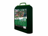 Stínovka PE SUNTEX 90% s okami zelená 1,56x5m