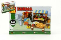 Stavebnice Dromader Farma 28406