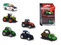 Majorette Farmárske vozidlo kovové - mix variantov či farieb - VÝPREDAJ