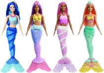 Barbie kouzelná mořská víla - mix variant či barev