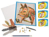 Mozaikové puzzle - mix variant či barev