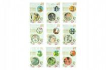 Stavebnica mini zvieratka plast mix druhov v sáčku - mix variantov či farieb