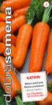 Dobrá semená Mrkva - Katrin poloskorá, typ Chantenay 3g