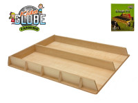 Silo drevené 38x46x5 cm 1:32