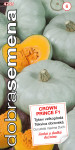 Dobrá semena Tykev velkoplodá - Crown Prince F1 šedomodrá 7s