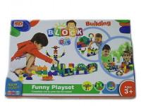 Stavebnice Block plast 36cm