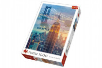 Puzzle New York pri svitaní 1000 dielikov
