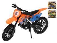 Motorka terénne 18 cm voľný chod - mix farieb