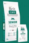 Brit Care Dog Senior Lamb & Rice 3 kg