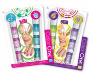 SMU 3 v 1 lak, lesk na pery, kriedy na vlasy duopack - mix variantov či farieb