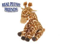 Žirafa plyšová 27 cm sediaci