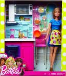 Barbie panenka a nábytek - mix variant či barev