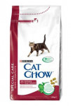 Purina Cat Chow Urinary Tract Health kurča 1,5 kg